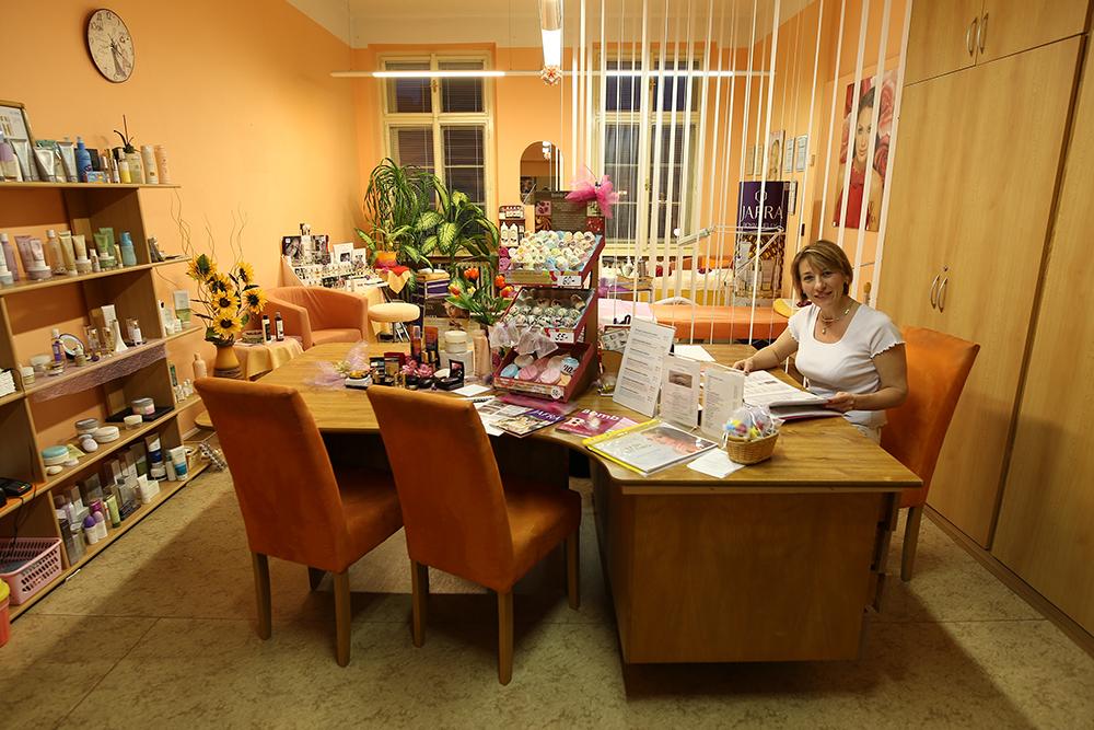 Jafra Litoměřice - studio Visage